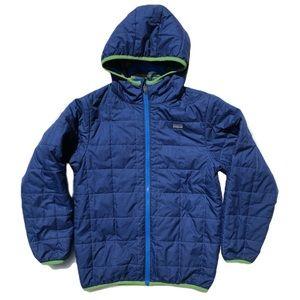 Patagonia Boys Reversible Lightweight Jacket